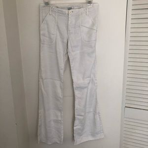 Women's Esley White Pants Size 4